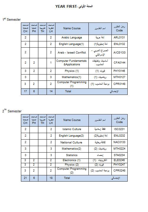 تخصص هندسة الحاسوب   (ES2)