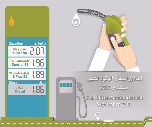الإمارات تعلن تخفيض أسعار الوقود 18% بداية سبتمبر - University Journal