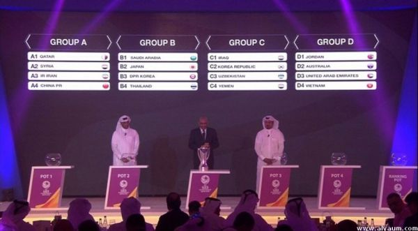 قرعة تصفيات آسيا الأولمبية تضع المنتخبات العربية في مواجهات صعبة - University Journal