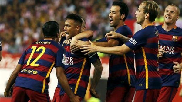 دوري أبطال اوروبا: برشلونة يكتفى بنقطة في روما - صحيفة الجامعة