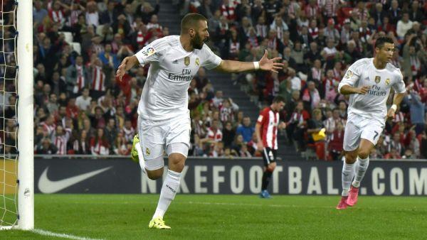 ريال مدريد يفوز ويزيح برشلونة عن الصدارة - University Journal