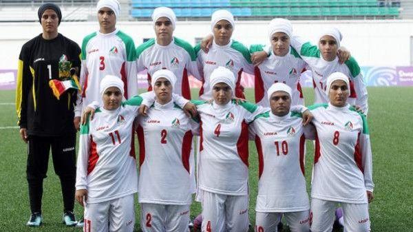 إيقاف لاعبات إيرانيات للتأكد من جنسهن - University Journal