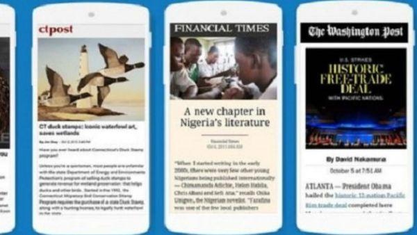 غوغل تطلق مشروعا لتسريع تحميل وتصفح المحتوى الإخباري على الأجهزة الذكية - University Journal