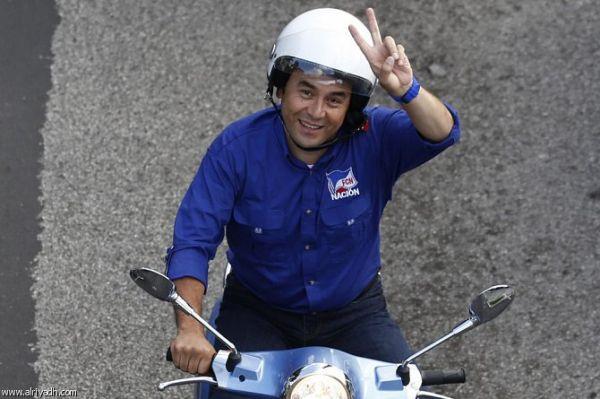 ممثل كوميدي يقترب من منصب الرئاسة في جواتيمالا - صحيفة الجامعة