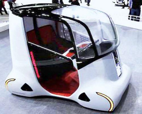 سيارة جديدة تعمل بالأوامر الصوتية - University Journal