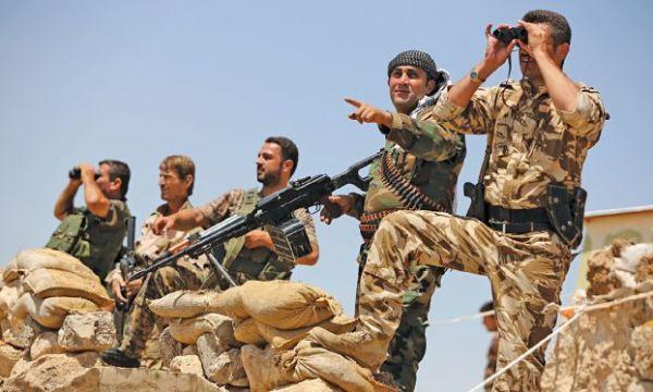 المتصدون لـ «داعش» على الأرض في وثائقي سويدي - صحيفة الجامعة