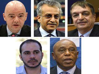 اعتماد 5 مرشحين لانتخابات رئاسة الفيفا واستبعاد بلاتيني - University Journal