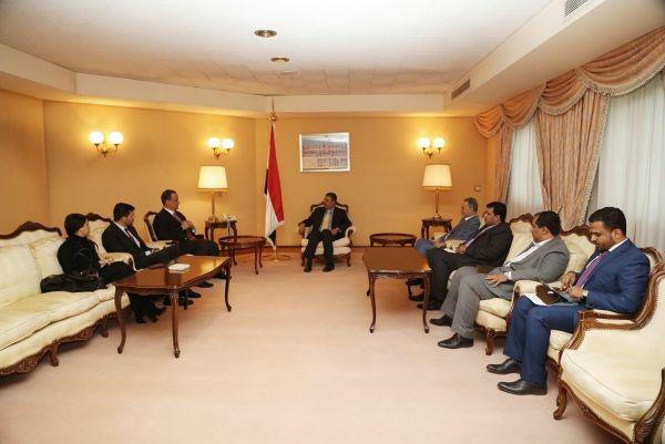 نائب رئيس الجمهورية: جاهزون للسلام وحريصون على وقف الحرب في أقرب وقت ممكن - صحيفة الجامعة