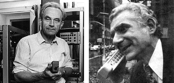 قصة «مارتن كوبر» مخترع أول هاتف محمول - University Journal