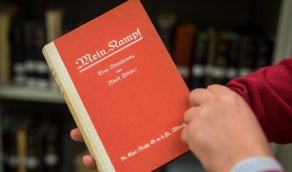 """""""كفاحي"""" لهتلر يعود لرفوف المكتبات بألمانيا - University Journal"""