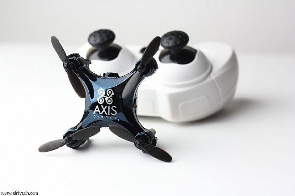 إطلاق أصغر طائرة من دون طيار مجهزة بكاميرا في العالم - University Journal