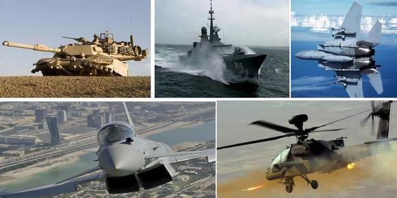 تعرف على خمسة اسلحة قوية تمتلكها السعودية وتخشاها ايران - University Journal