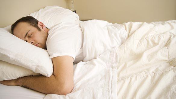 ثمان خطوات بسيطة للحصول على نوم هادئ - University Journal