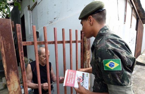 فيروس زيكا يجتاح البرازيل والحكومة تلجأ للجيش للمساعدة - University Journal