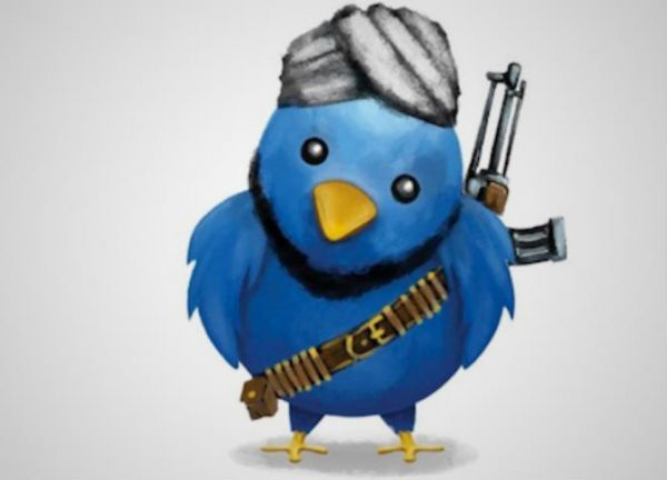 """بالأرقام.. """"تويتر"""" ينجح في التصدي للإرهاب - صحيفة الجامعة"""