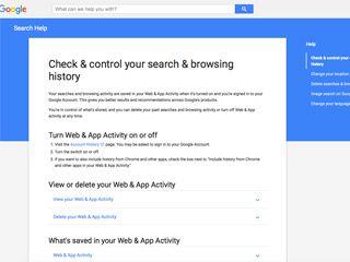 7 خطوات لتعرف كيف يخترق جوجل حياتك؟ - صحيفة الجامعة