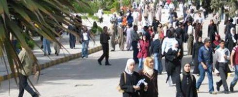 في ثلاث جامعات أردنية 60% من الطلاب إناث وانخفاض ملفت للجريمة - صحيفة الجامعة