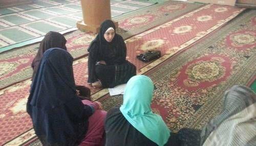 انخفاض عدد الواعظات في الأردن إلى 570 و72% منهن يحملن الشهادة الجامعية الأولى - صحيفة الجامعة