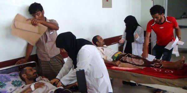 حجة: عناصر تابعة لمليشيا الحوثي والمخلوع يعتدون على متطوعات بمكتب الصحة - صحيفة الجامعة