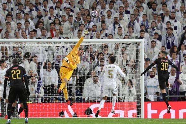 مانشستر يسيتي تغلب على مضيفه ريال مدريد بدهفين لهدف - University Journal
