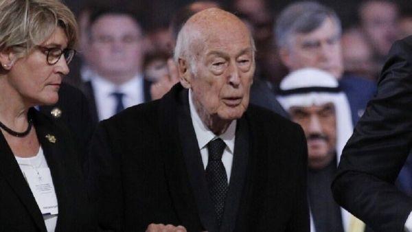 كورونا يغيّب الرئيس الفرنسي الأسبق فاليري جيسكار ديستان - صحيفة الجامعة