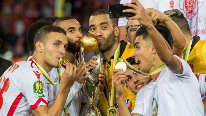 الوداد البيضاوي ينتزع بطولة دوري أبطال أفريقيا - صحيفة الجامعة