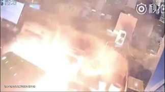 لقطات توثق لحظة انفجار هاتف آيفون - صحيفة الجامعة