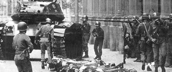 5 من أكثر الانقلابات العسكرية دمويةً في التاريخ الحديث