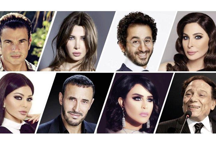 """هؤلاء هم أبرز 100 شخصية عربية بحسب """"فوربس"""" «أسماء» - صحيفة الجامعة"""
