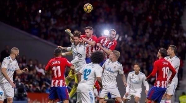 ديربي مدريد ينتهي بالتعادل وبرشلونة أكبر مستفيد - صحيفة الجامعة