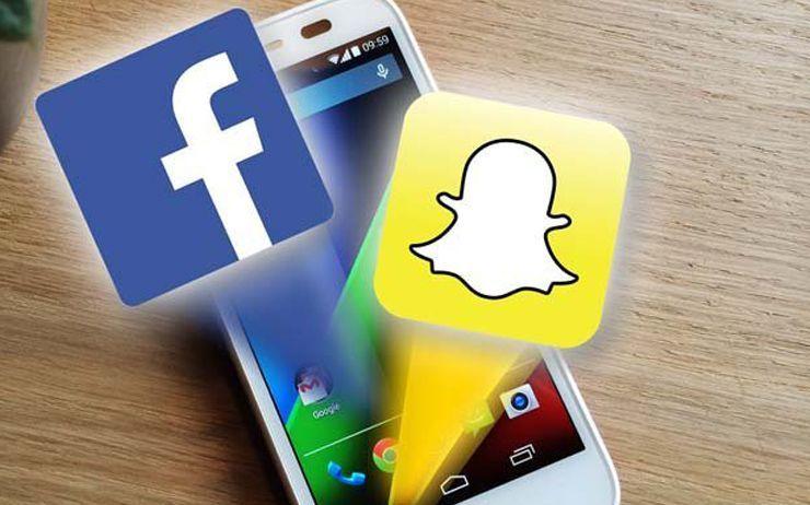 فيسبوك تختبر إضافة إحدى مزايا سناب شات إلى مسنجر - صحيفة الجامعة