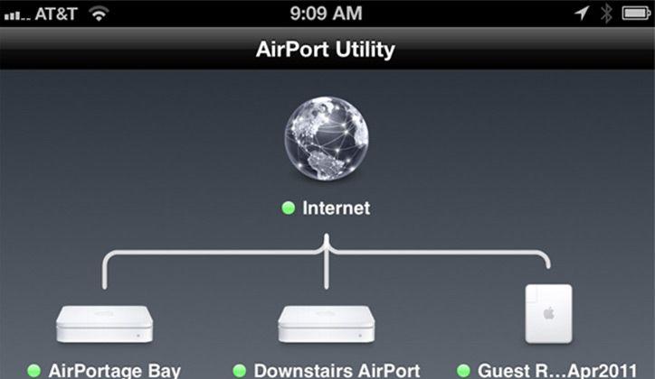 حل مشكلة بطئ الواي فاي بسبب تداخل شبكات الواي فاي القريبة باستخدام تطبيق Airport Utility - صحيفة الجامعة