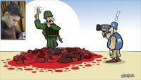مقتل الفنان السوري أكرم رسلان تحت التعذيب