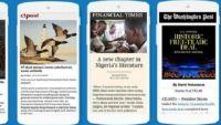 غوغل تطلق مشروعا لتسريع تحميل وتصفح المحتوى الإخباري على الأجهزة الذكية