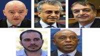 اعتماد 5 مرشحين لانتخابات رئاسة الفيفا واستبعاد بلاتيني