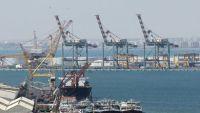 100 مليون دولار أضرار ميناء عدن بسبب الحرب