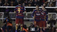 الصراع يشتعل على لقب الدوري الإسباني بين برشلونة والريال وأتليتكو