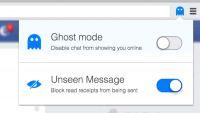 """Ghost for Chat"" لإخفاء آخر ظهور لك على ماسنجر"