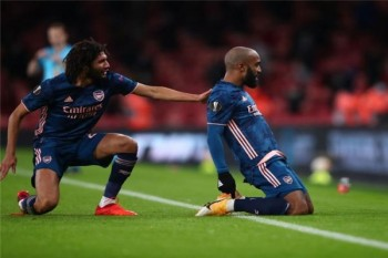 الدوري الأوروبي: آرسنال يهزم رابيد فيينا وتوتنهام يتعثر أمام لاسك