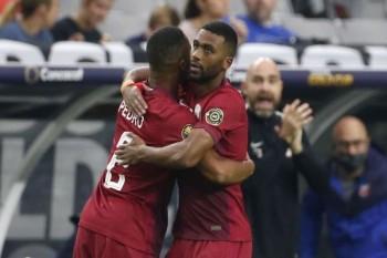قطر تحقق إنجازا تاريخيا وتبلغ نصف نهائي الكأس الذهبية