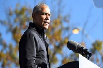 """في مزاد علني.. بيع قميص لـ """"أوباما"""" بـ 192 ألف دولار"""