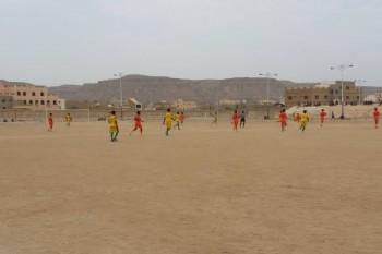 مباراة تكريمية للاعبي المنتخب الوطني من أبناء وادي حضرموت