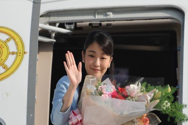 أميرة يابانية تتزوج من العامة وتترك العائلة الإمبراطورية - صحيفة الجامعة