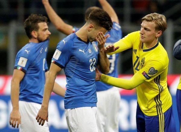 إيطاليا تفشل بالتأهل لكأس العالم بروسيا لأول مرة منذ 60 عاما - صحيفة الجامعة