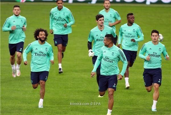 ثلاثي ريال مدريد جاهز للمشاركة أمام خيتافي - صحيفة الجامعة
