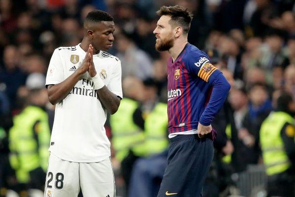 ريال مدريد يخوض معركة مع برشلونة على نجم برازيلي - صحيفة الجامعة