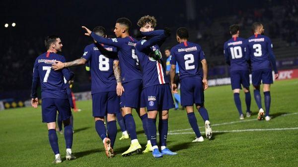"""باريس سان جيرمان بتأهل بـ """"نصف دزينة"""" الى الدور الـ32 في كأس فرنسا - صحيفة الجامعة"""