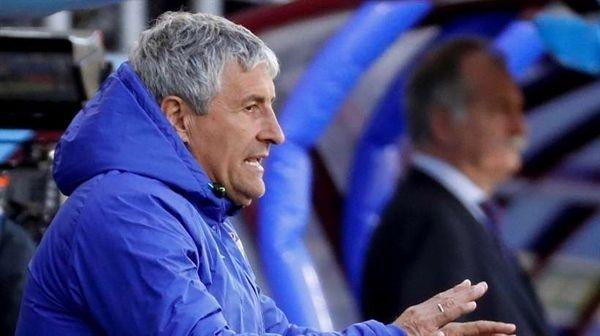 "برشلونة يقيل مدربه ""فالفيردي"" ويعين سيتين حتى يونيو 2022 - University Journal"