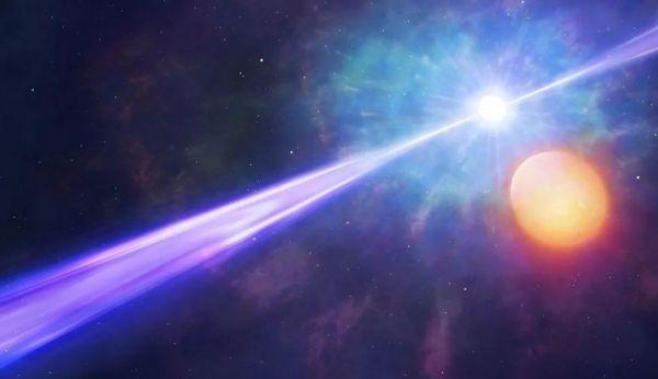علماء فلك يكتشفون سبب الانفجارات الضخمة بالفضاء - University Journal