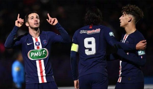 باريس سان جيرمان إلى ثمن نهائي كأس فرنسا - University Journal